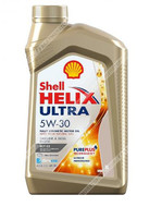 Масло Shell Helix Ultra ECT 5W30 (1л)