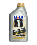 Масло Mobil 1 0w40 (1л)