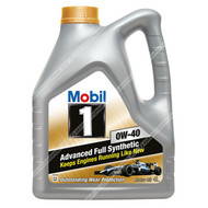 Масло Mobil 1 0w40 (4л)