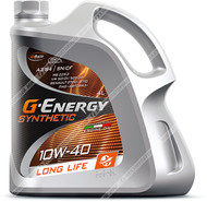 Масло G-Energy SyntheticLongLife 10W-40 4л