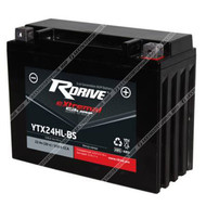 21 - 6СТ RDrive Extremal SILVER о.п. (YTX24HL-BS)
